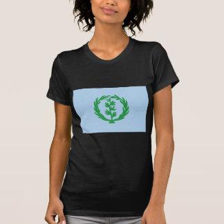 エリトリアFlag (1952年) Tシャツ