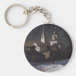 エリヤの教会Aleksey著モスクワの普通 キーホルダー