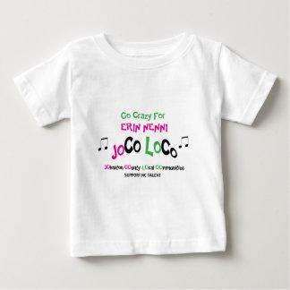 エリンの幼児のTシャツ ベビーTシャツ