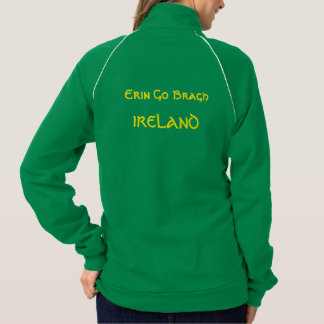 エリンはジャケットBraghアイルランドのアイルランド人の行きます ジャケット