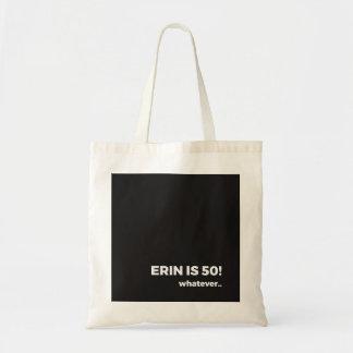 エリンは50です! ものは何でも… バッグ