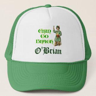 エリンはBraughアイルランドのことわざPersonalizeableの行きます キャップ