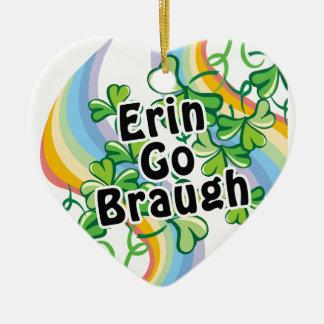 エリンはBraugh行きます セラミックオーナメント