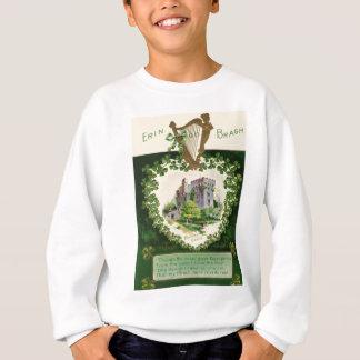 エリンセントパトリックのヴィンテージのBlarneyの城のハープ スウェットシャツ