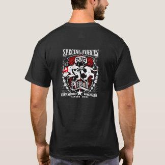 エリートのピットブルの特殊部隊 Tシャツ