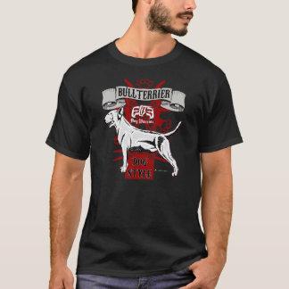 エリートのブルテリア Tシャツ
