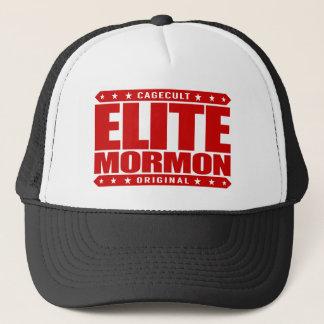 エリートのモルモン教徒-私は近代の聖者教会戦士です キャップ
