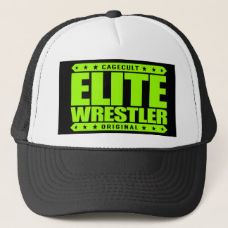 エリートのレスリング選手-私は最も素晴らしいフリースタイルGrapplerです キャップ