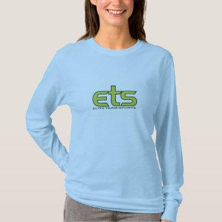 エリートチームのスポーツ Tシャツ