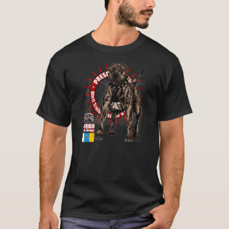 エリートPresa Canario -保護者 Tシャツ