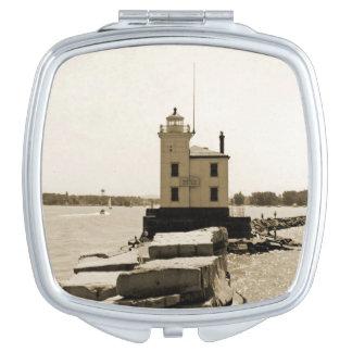 エリー湖の灯台