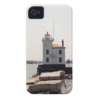 エリー湖の灯台 Case-Mate iPhone 4 ケース