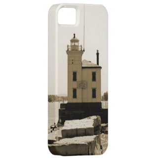 エリー湖の灯台 iPhone SE/5/5s ケース