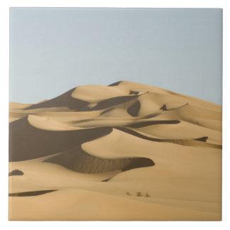 エルグAwbariのサハラ砂漠砂漠、Fezzan、リビア。 4 タイル