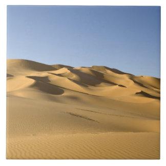 エルグAwbariのサハラ砂漠砂漠、Fezzan、リビア。 5 タイル