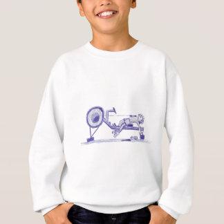 エルゴメーターのスケッチ スウェットシャツ