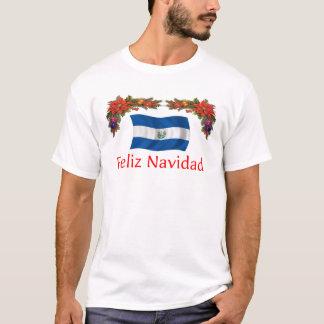エルサルバドルのクリスマス Tシャツ