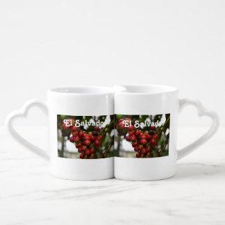 エルサルバドルのコーヒー豆 ペアカップ