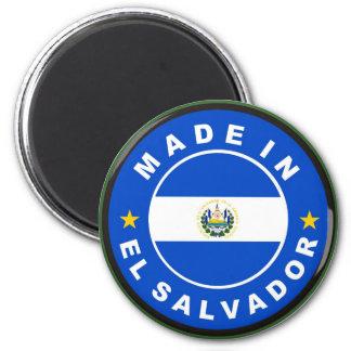 エルサルバドルの国旗プロダクトラベルで作られる マグネット