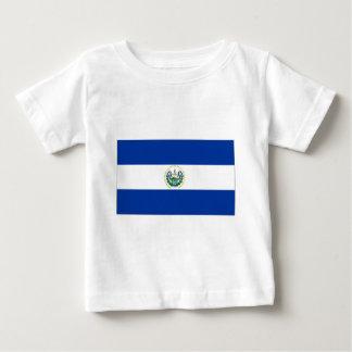 エルサルバドルの州の旗 ベビーTシャツ