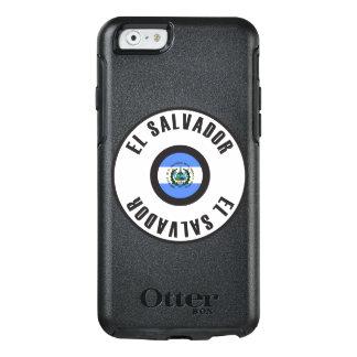 エルサルバドルの旗のシンプル オッターボックスiPhone 6/6Sケース