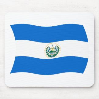 エルサルバドルの旗のマウスパッド マウスパッド