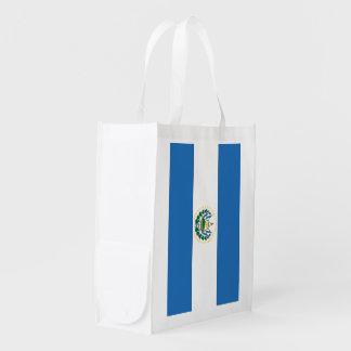 エルサルバドルの旗 エコバッグ