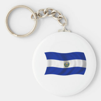 エルサルバドルの旗 キーホルダー
