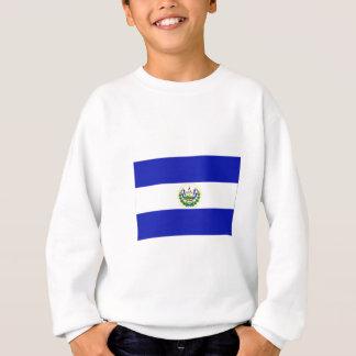 エルサルバドルの旗。 スウェットシャツ