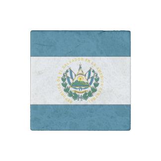 エルサルバドルの旗 ストーンマグネット