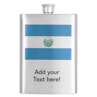 エルサルバドルの旗 フラスク