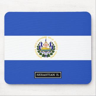 エルサルバドルの旗 マウスパッド