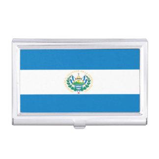 エルサルバドルの旗 名刺入れ
