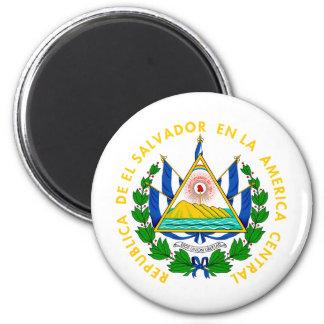 エルサルバドルの紋章付き外衣 マグネット