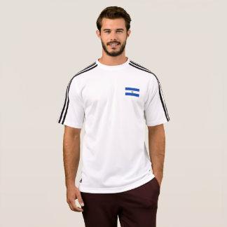 エルサルバドルのTシャツのメンズ旗 Tシャツ