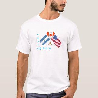 エルサルバドルはカナダのTシャツの米国に会います Tシャツ