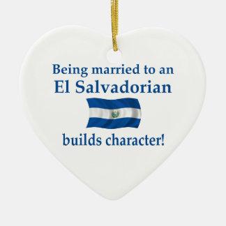 エルサルバドルはキャラクターを造ります セラミックオーナメント