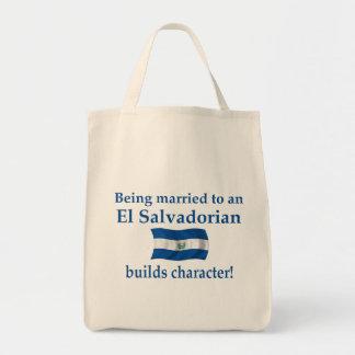 エルサルバドルはキャラクターを造ります トートバッグ