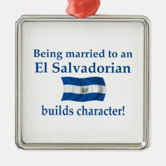 エルサルバドルはキャラクターを造ります メタルオーナメント