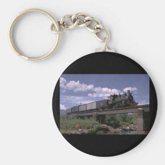 エルサルバドル、世界のFc De ES 2-8-0_Trains キーホルダー