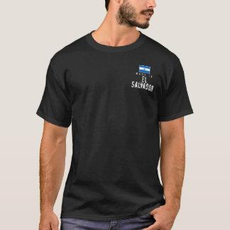 エルサルバドル-暗闇で作られる-ポケット Tシャツ