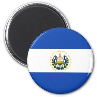 エルサルバドル- Bandera deエルサルバドルの旗 マグネット