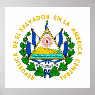 エルサルバドルCOA ポスター