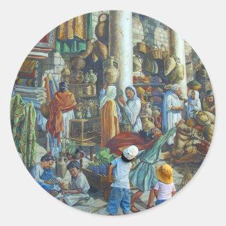 エルサレムのミゲルNicolaevsky著聖都 ラウンドシール
