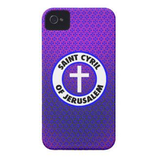 エルサレムの聖者シリル Case-Mate iPhone 4 ケース