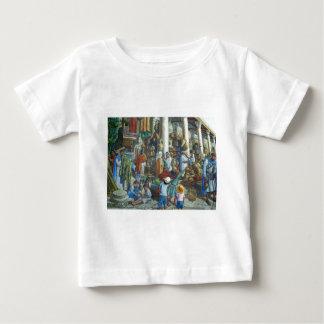 エルサレムの聖都の過去、現在、未来 ベビーTシャツ