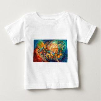エルサレムの鍵 ベビーTシャツ