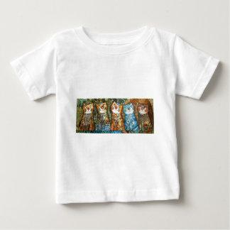 エルサレム猫 ベビーTシャツ
