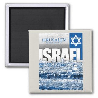エルサレム、イスラエル共和国 マグネット