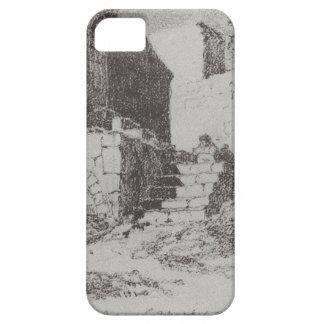 エルサレム。 トラックの東側への梯子 iPhone SE/5/5s ケース